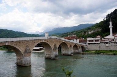 Most kamienny w Konjic