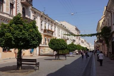 Ulica Olgi Kobylańskiej