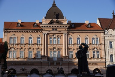 stare miasto Nowy Sad