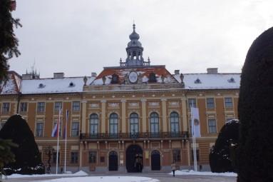 Siedziba władz autonomicznych