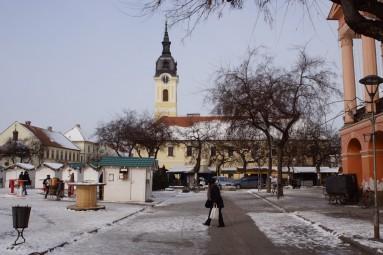 Sombor - centrum