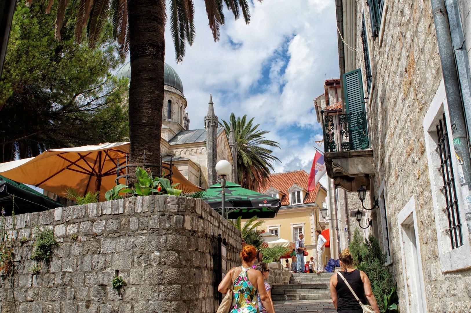 Piękny Herceg Novi
