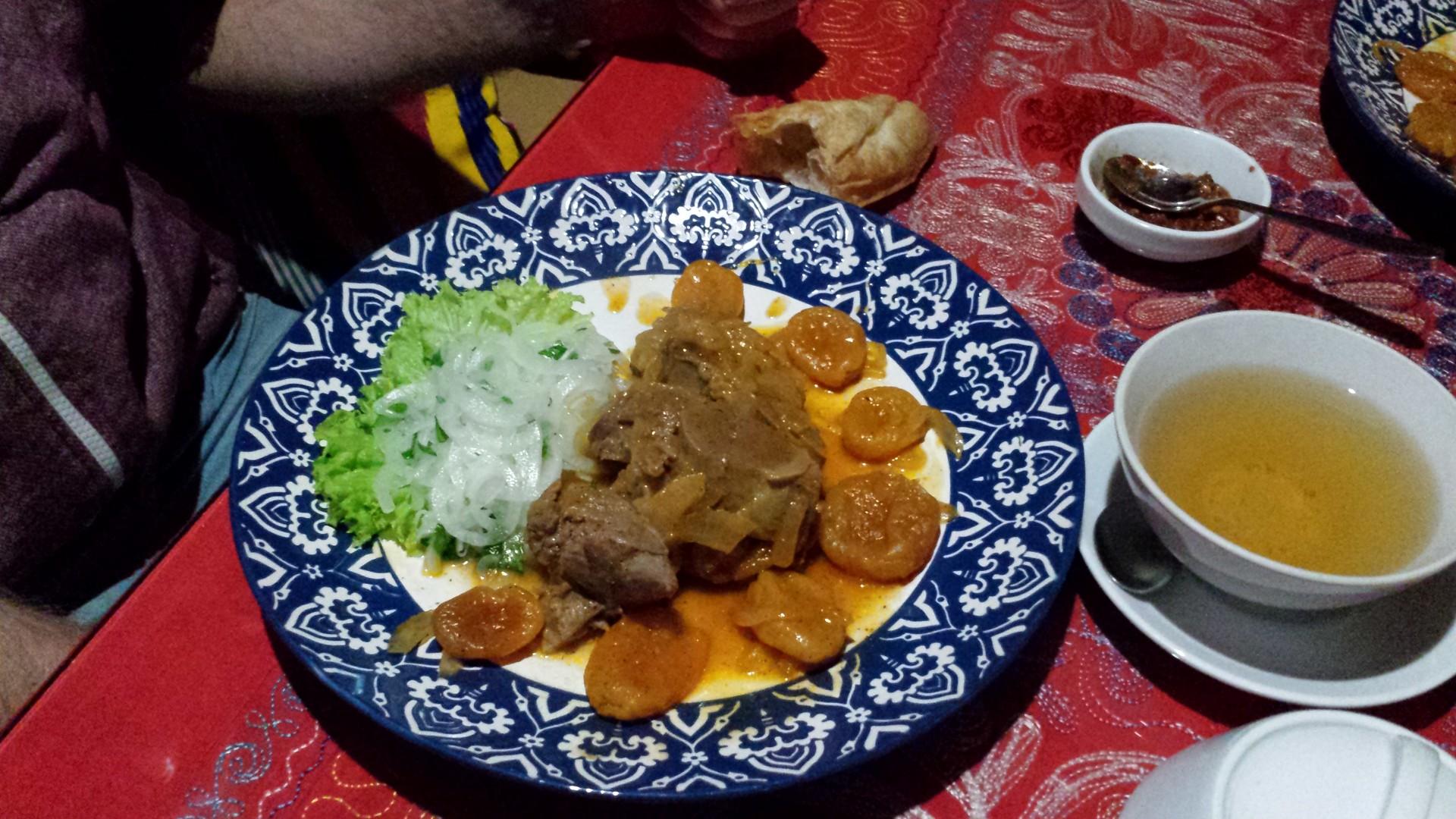 Samarkanda Lwów restauracja