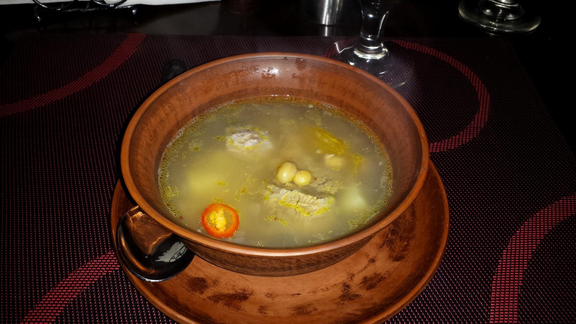 Zupa bozbasz