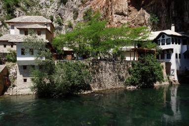Blagaj - klasztor derwiszy