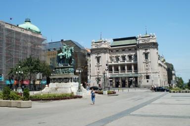 Belgrad centrum