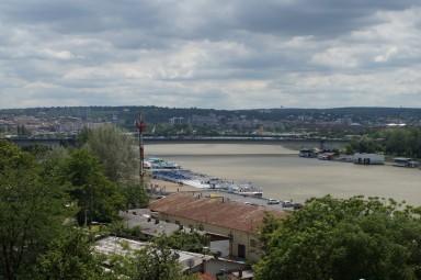 Belgrad nad Sawą