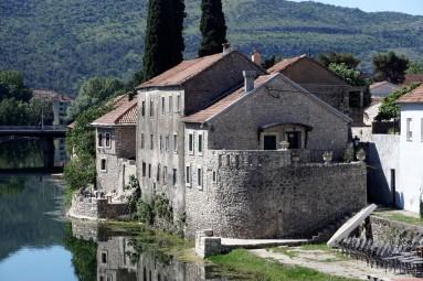 Stare Miasto nad rzeką Trebisnicą