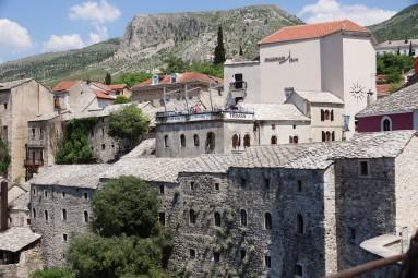 Mostar - starówka
