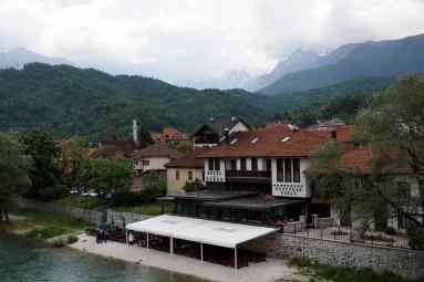 Stare miasto w Konjic