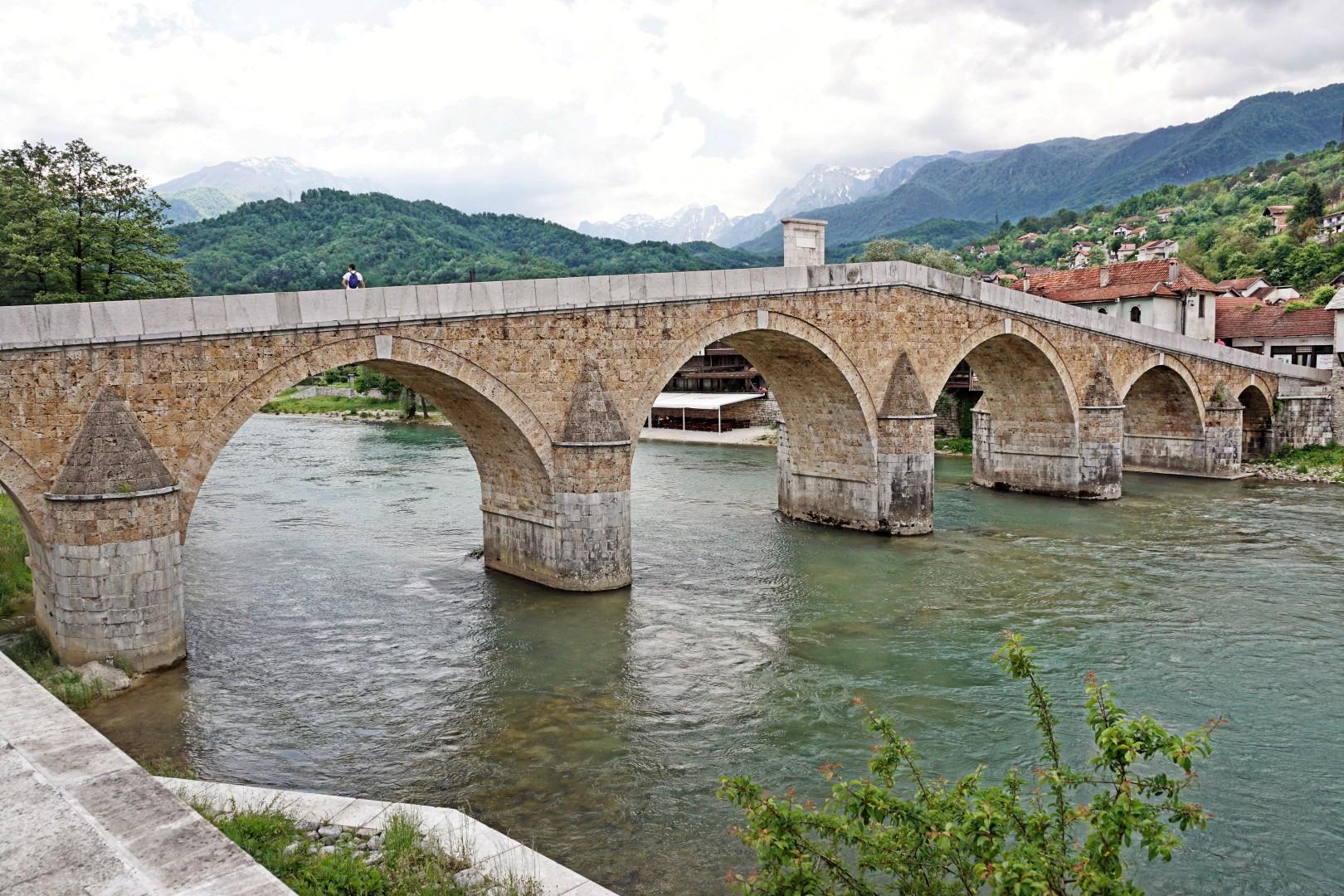 Kamienny Most w Konjic