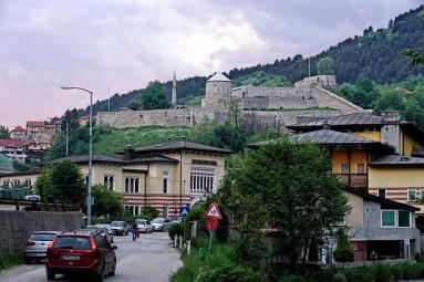 Twierdza w Travniku