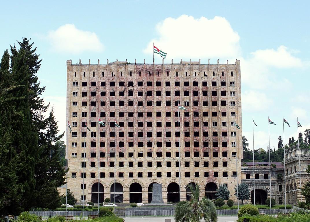 Sukhumi stolica Abchazji
