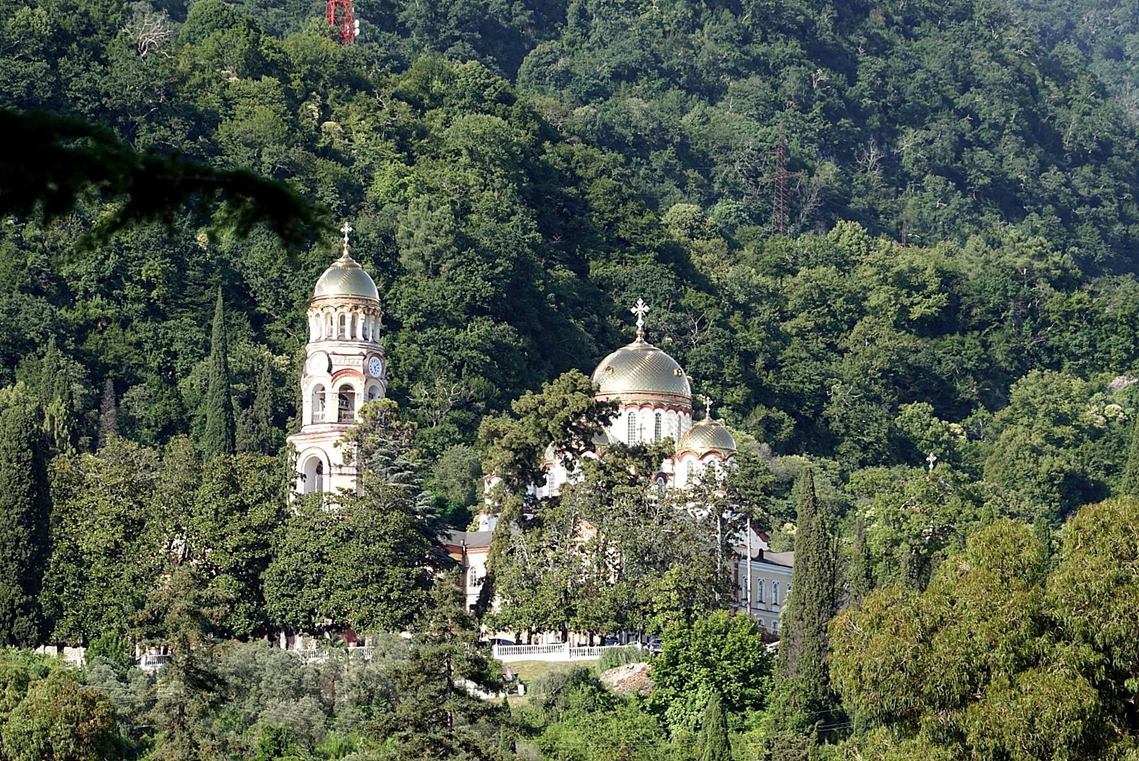 Monastyr Nowy Athos
