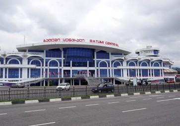 Dworzec w Batumi