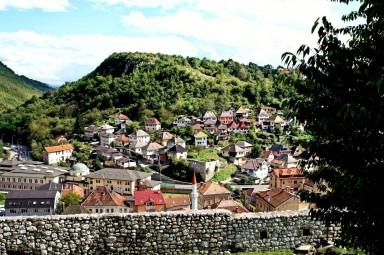 Panorama Travnika