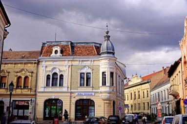 dzielnica serbska w Szekesfehervar