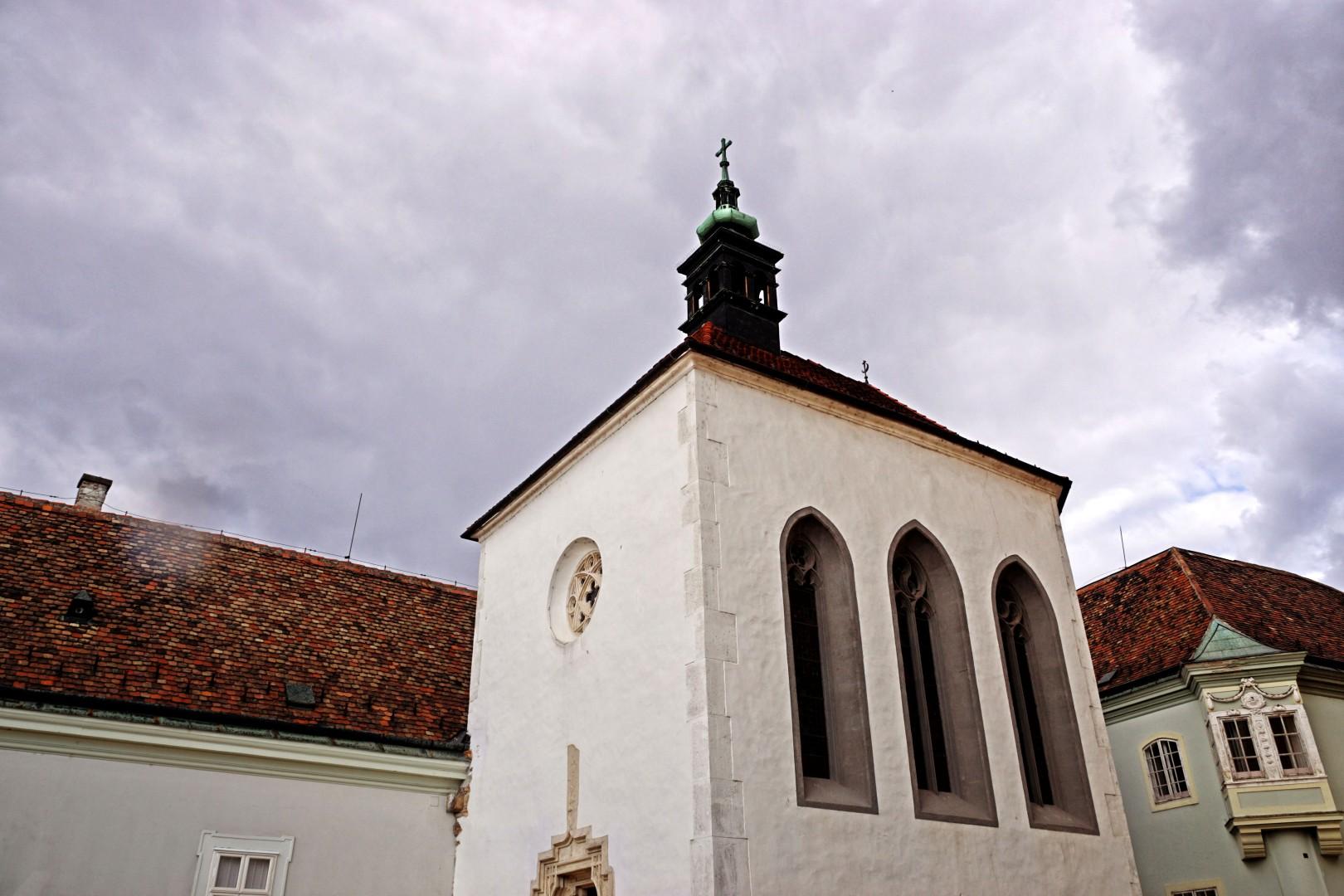 Starówka w Szekesfehervar