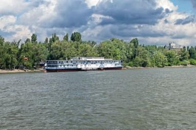 Statkiem do Esztergom