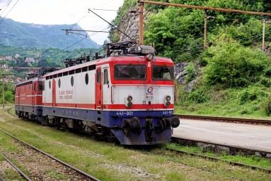 Lokomotywa w Bośni i Hercegowinie