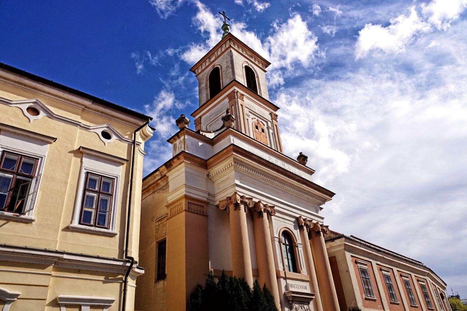 kościół w Veszprem