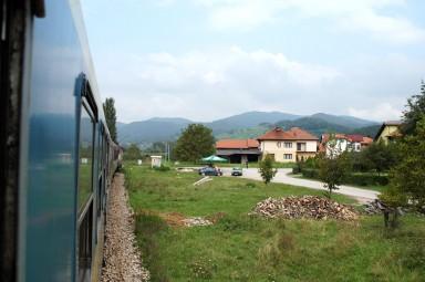 kolej w Bośni i Hercegowinie