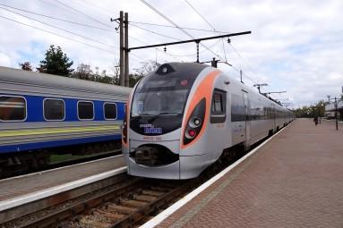 pociąg do Lwowa