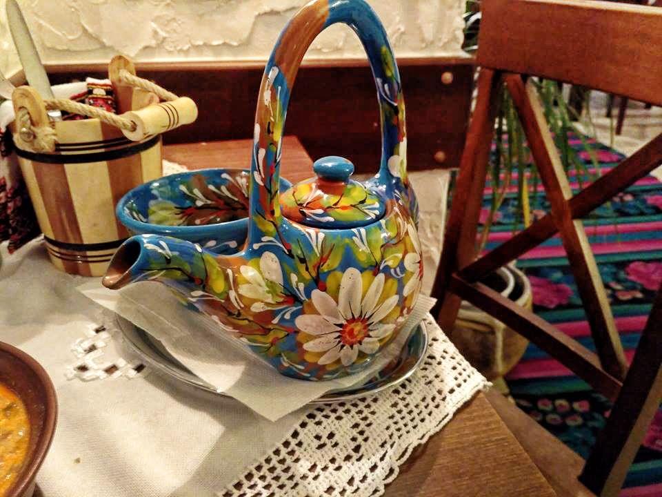 ceramika zakarpacka