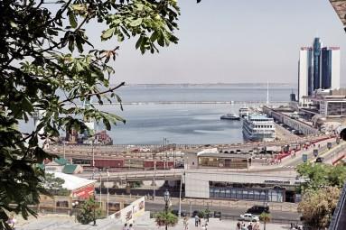 Port w Odessie