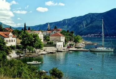 Dobrota na Zalewie Kotorskim