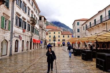 Zwiedzanie Kotoru Trg od Orużja