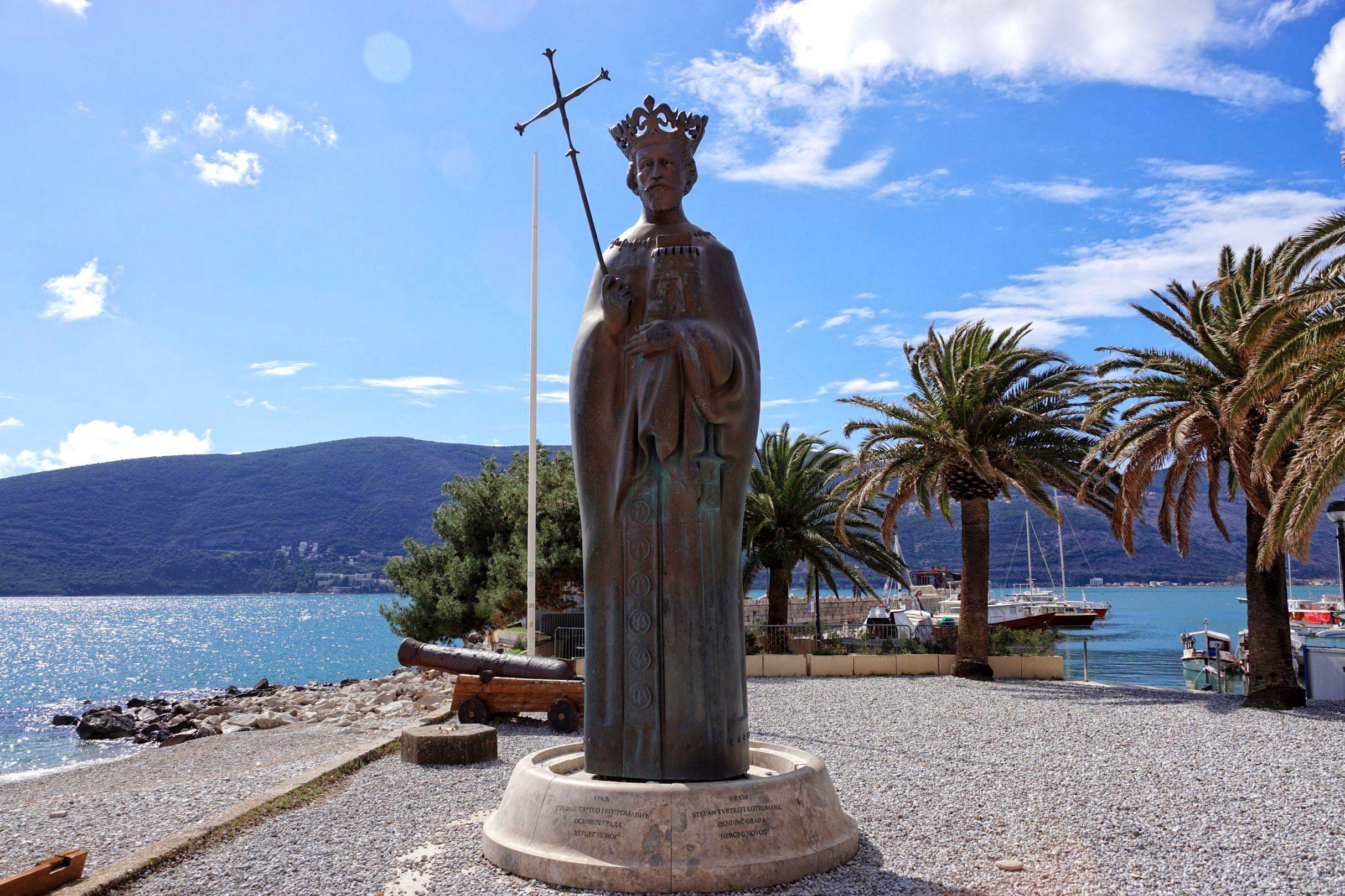 Zwiedzanie Herceg Novi