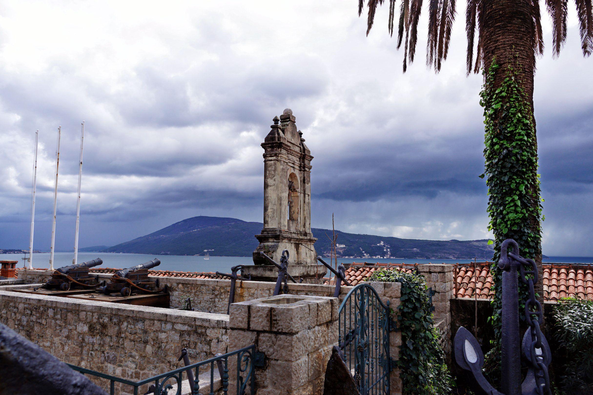 Zwiedzanie Herceg Novi i piękne widoki