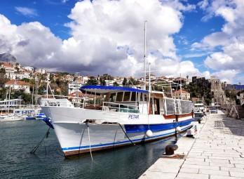 Port w Herceg Novi