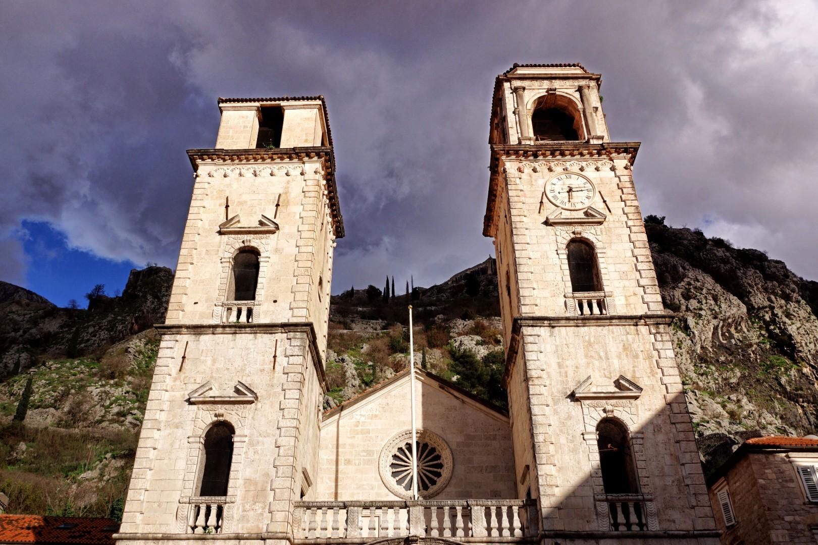 Katedra św. Trypuna w Kotorze