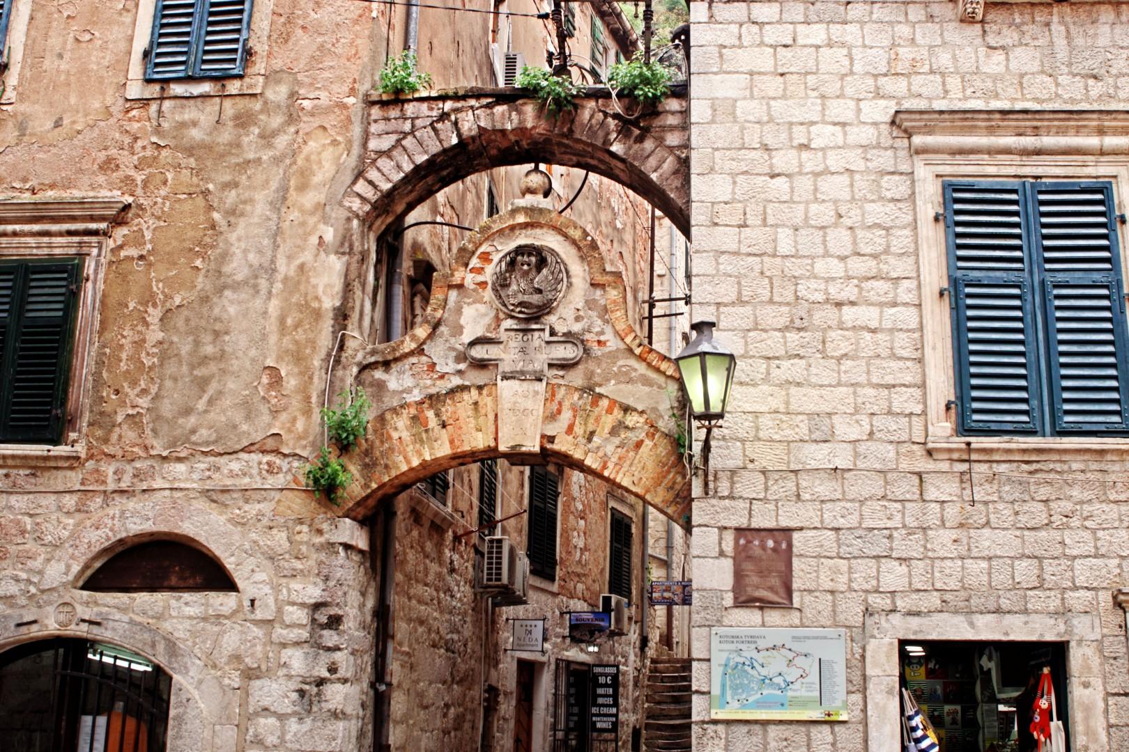 marzec w Kotorze