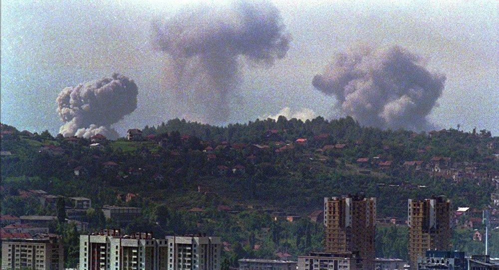 Naloty NATO na Serbię w 1999 roku