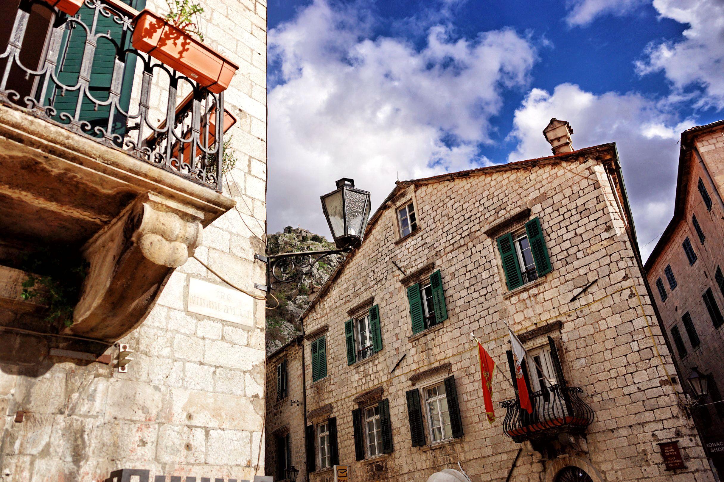 Trg od sveti Luke czyli plac św. Łukasza