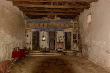 Kapliczka w Twierdzy Himara