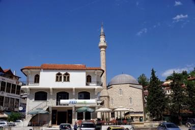 Ołowiany Meczet w Beracie