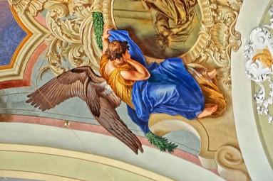 freski w hejnickiej bazylice