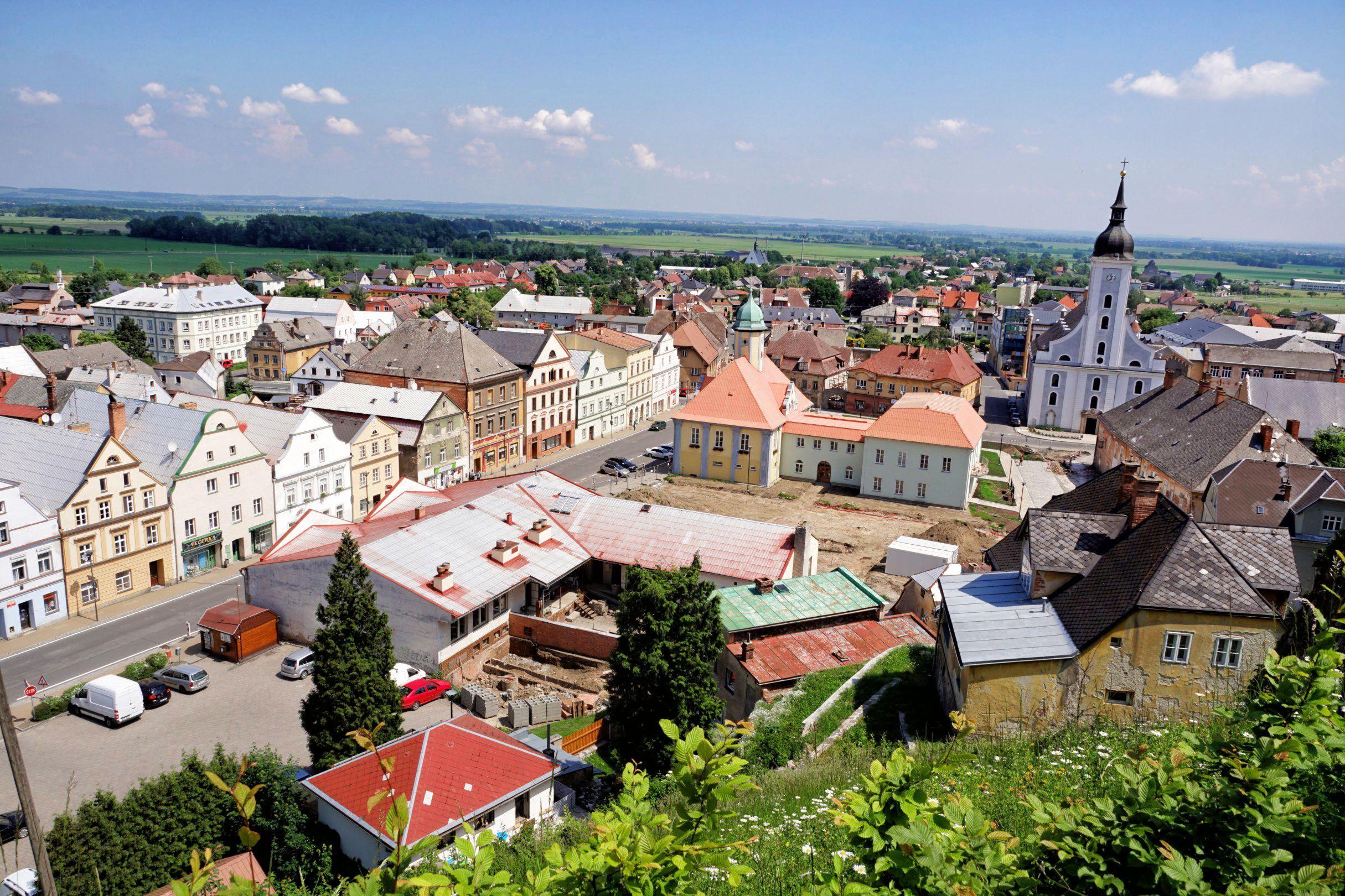Piękny Javornik i jego panorama