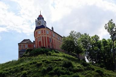 zamek Janski Vrch