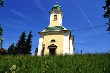 Kościół św. Wacława w Harrachowie