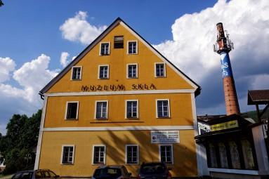 Muzeum szkła w Harrachowie