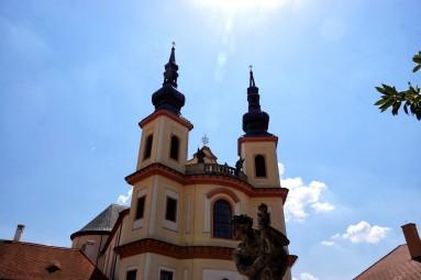 kościół Pijarów pw. Znalezienia Krzyża Świętego w Litomyślu