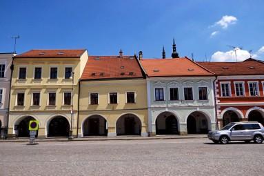 rynek w Litomyślu