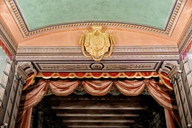 Wspaniały barokowy teatr zamkowy w Litomyślu