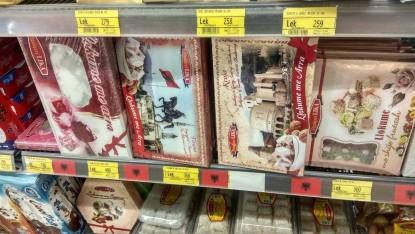Ceny w Albanii w sklepach takie jak w Polsce