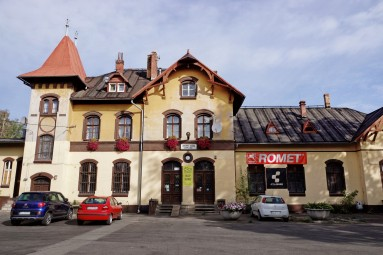 Stacja kolejowa Jelenia Góra-Cieplice